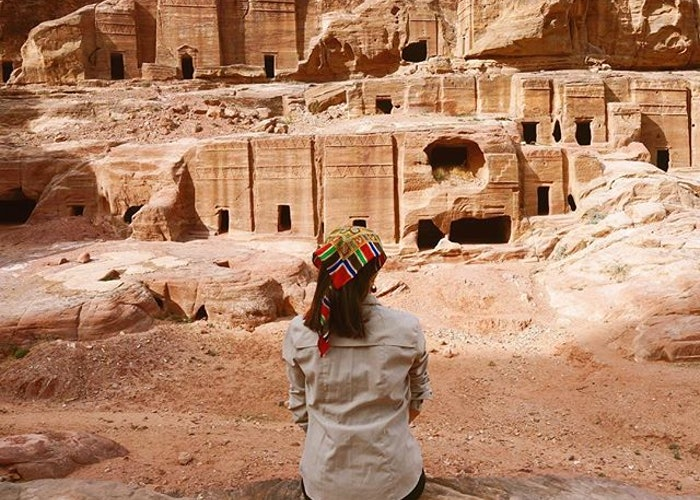 Pathfinders pics: roadtrip through Jordan