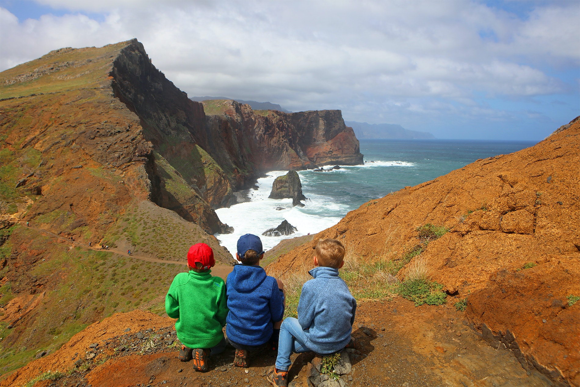 Pathfinder pics: Madeira as a family