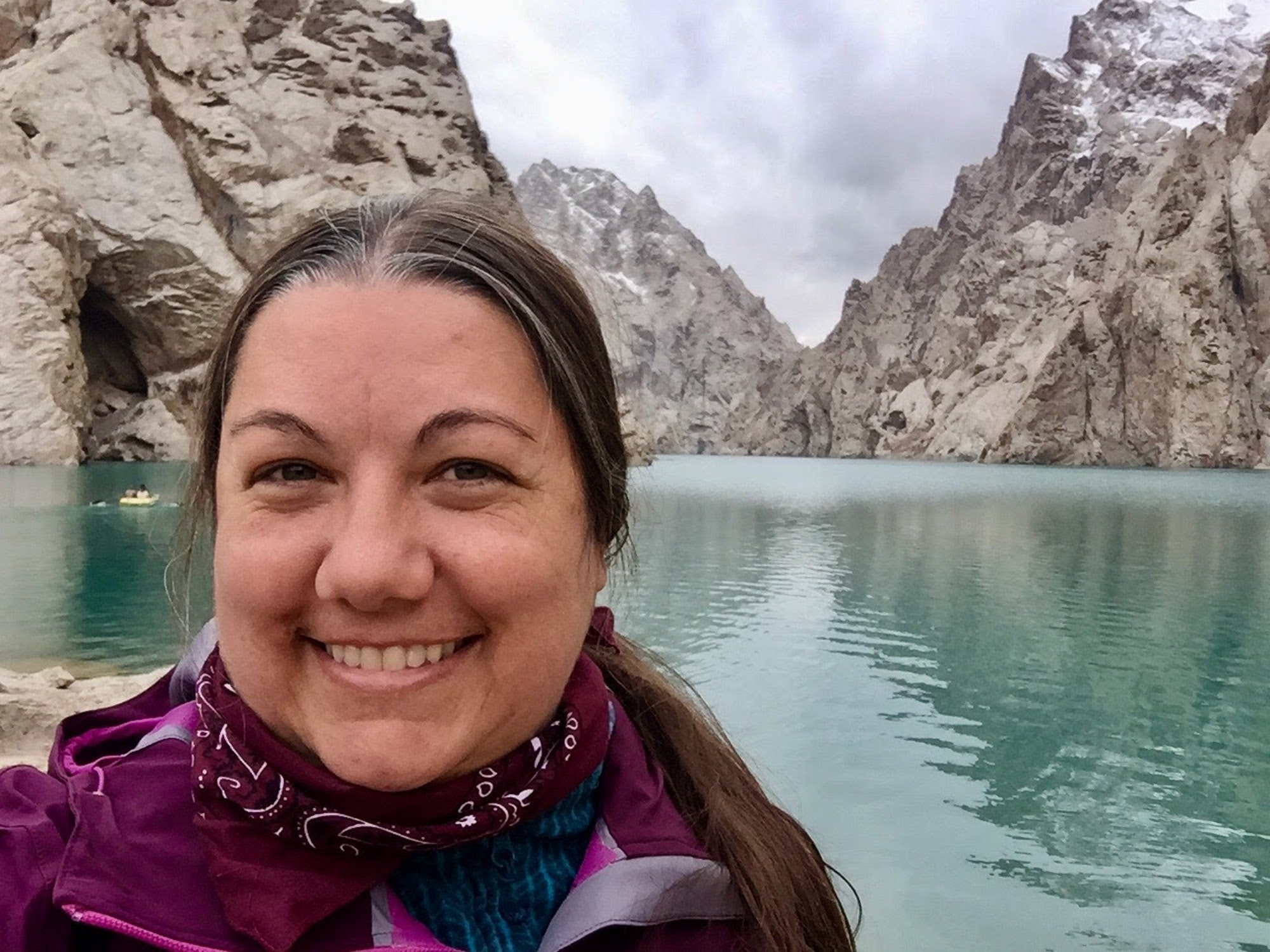 Just back from: Kyrgyzstan
