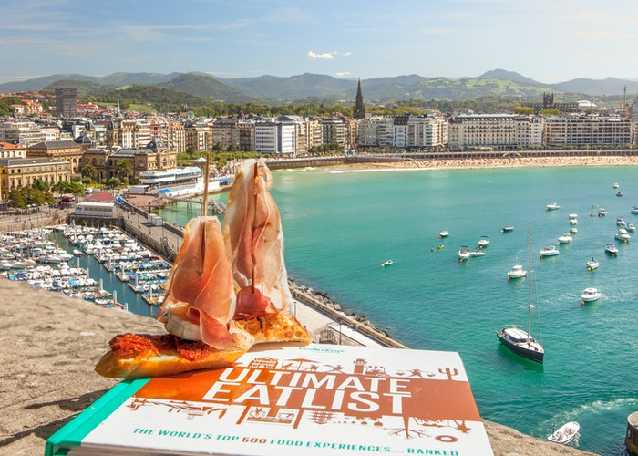 Pathfinder pics: bar-hopping for pintxos in San Sebastián (and discovering Spain's culinary gems)