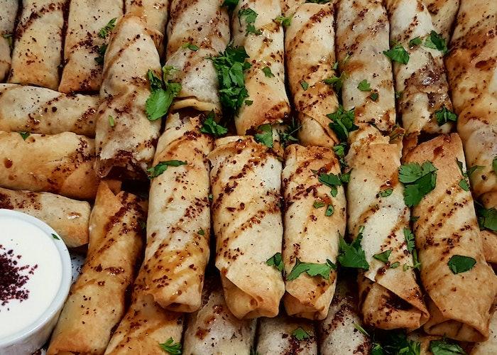 How to make Lebanese msakhan