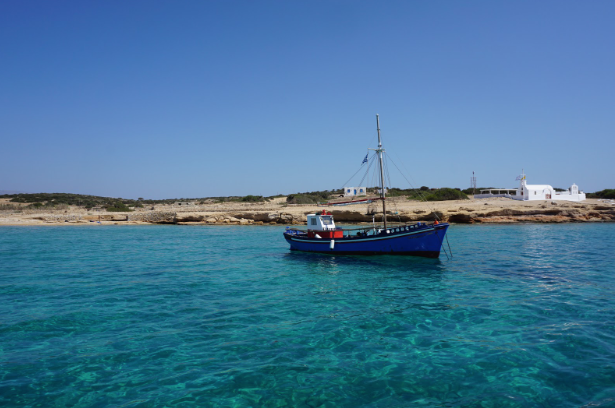Pathfinder pics: discovering Greece's Small Cyclades