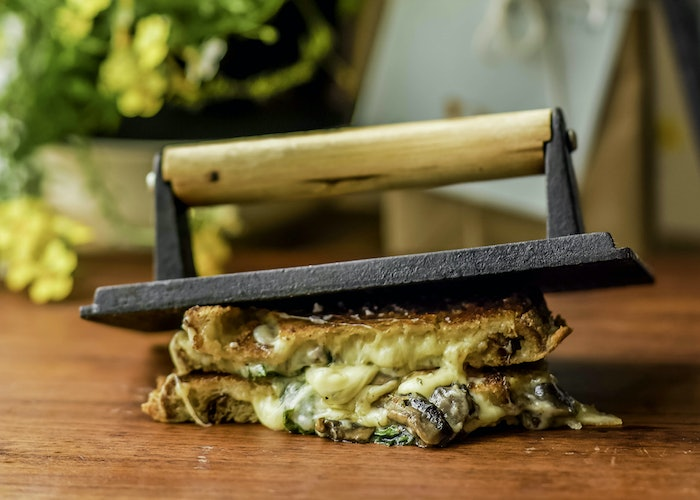 How to make The Fonz Toastie