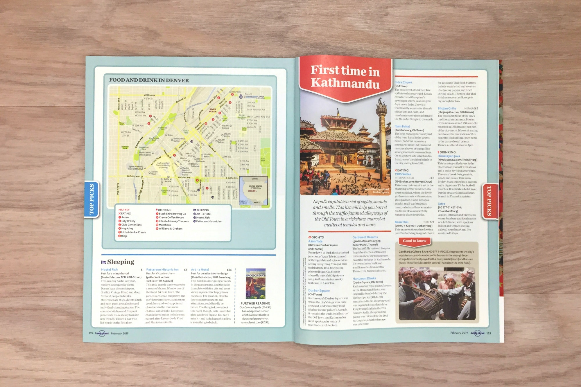 FREE mini-guides: the Cotswolds, Ghent, Sofia, Denver, Kathmandu and Vancouver