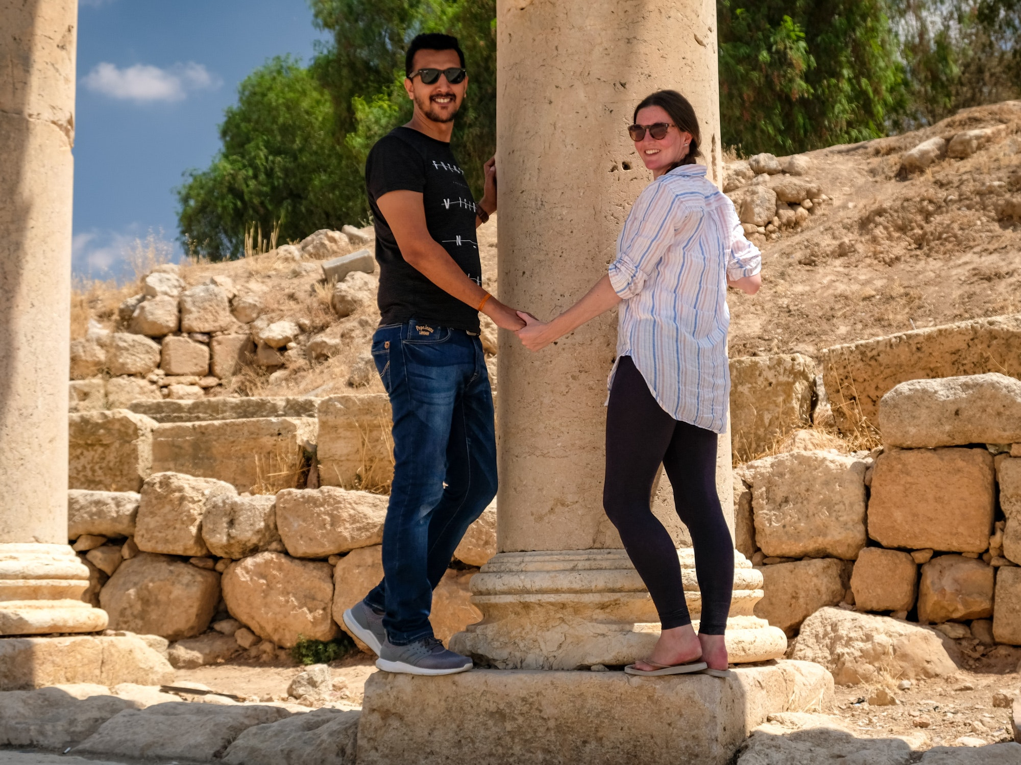 Pathfinder spotlight: Ellie and Ravi, Soul Travel