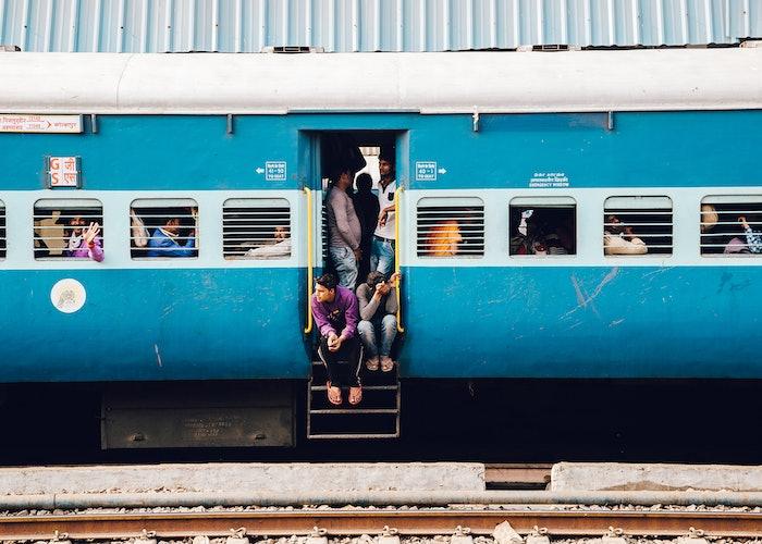 Insider knowledge: Monisha Rajesh on the golden rules of Indian train travel