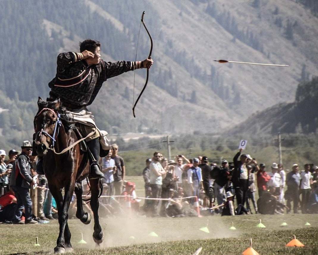 Pathfinder pics: the unusual sports of Kyrgyzstan's World Nomad Games