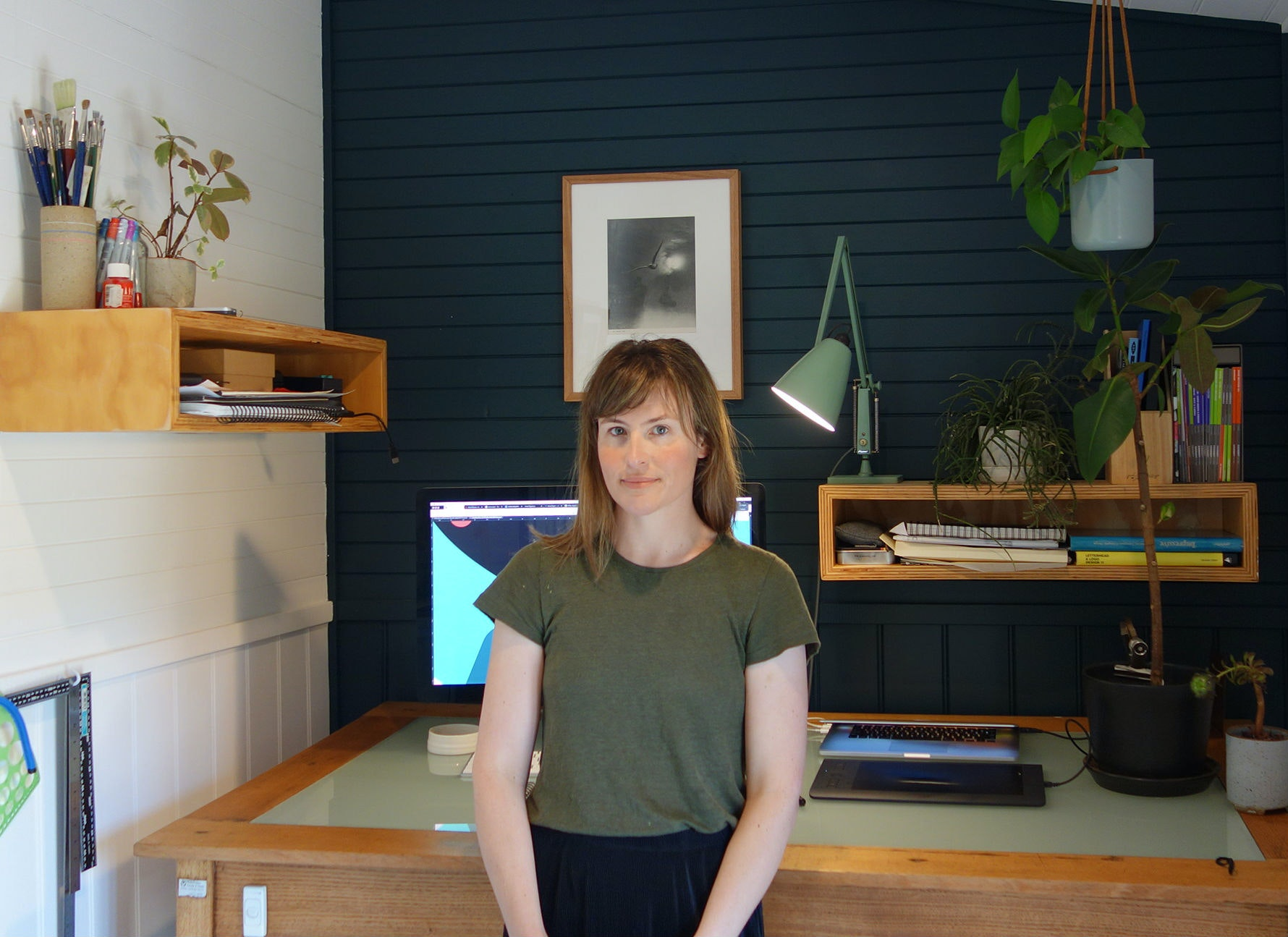 In the studio with Niki Fisher, illustrator of The Cruise Handbook