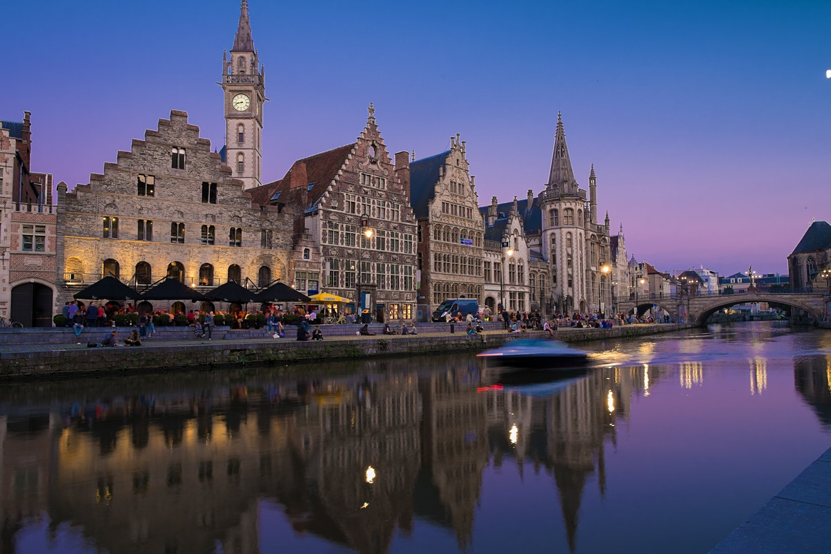 Ghent Travel Lonely Planet