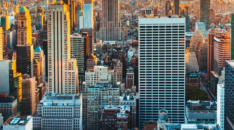 Empire State Building In New York City Usa Lonely Planet