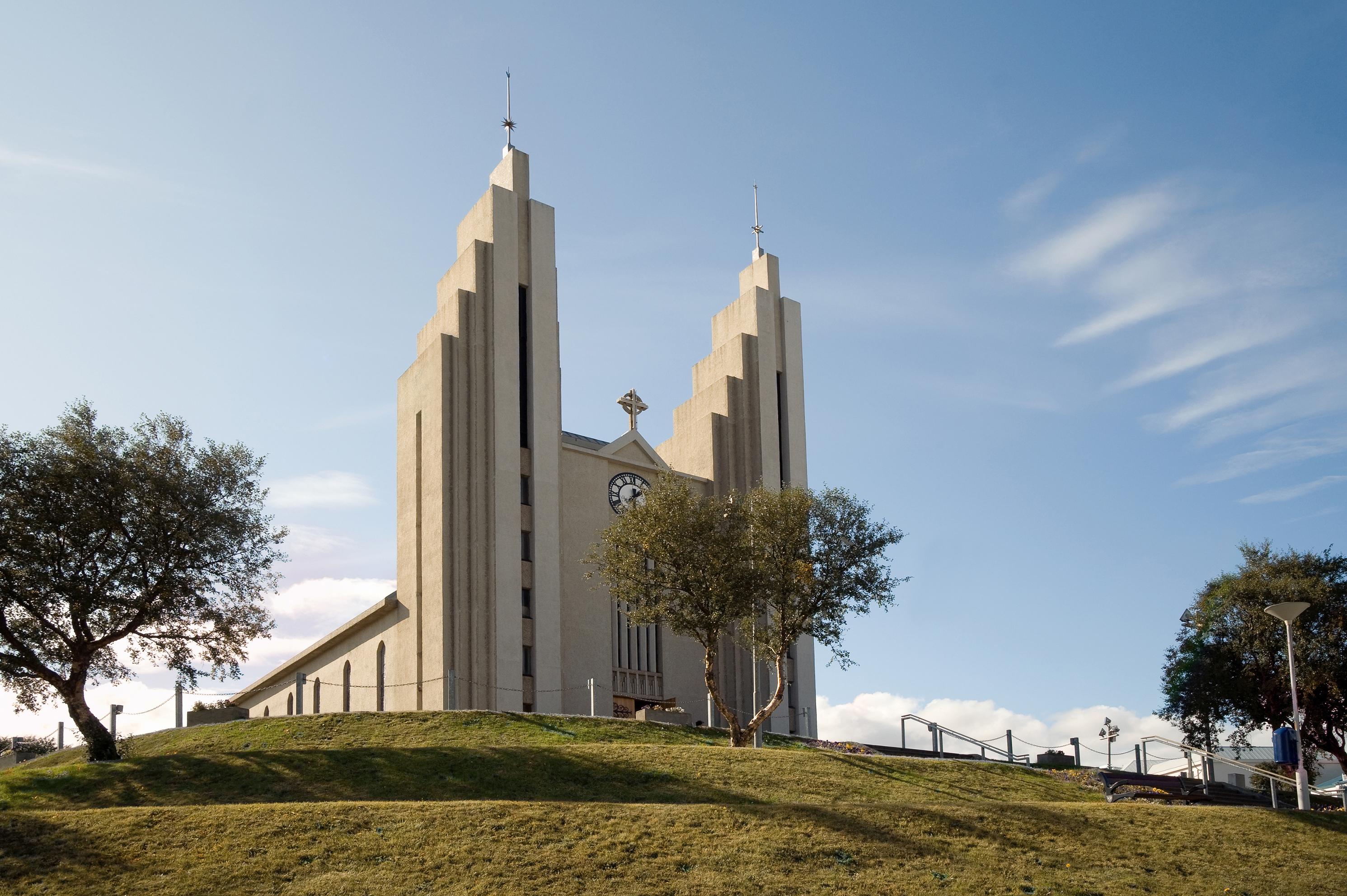 Akureyrarkirkja | Akureyri, Iceland Attractions - Lonely ...