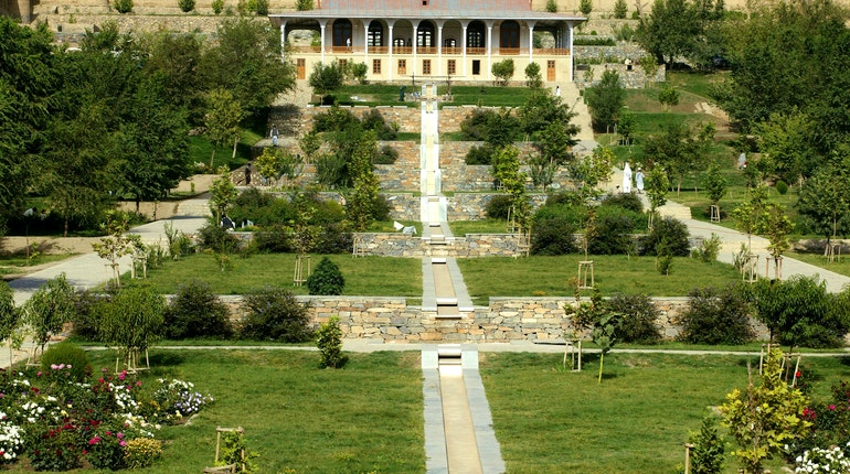 Babur 39 S Gardens In Kabul Afghanistan Lonely Planet