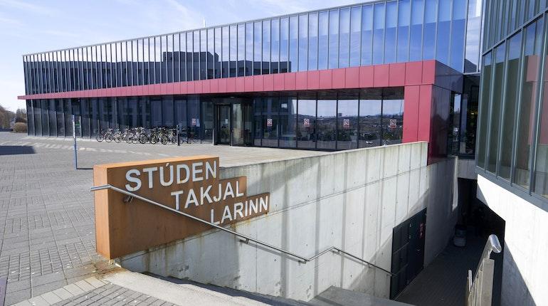 Znalezione obrazy dla zapytania studentakjallarinn reykjavik