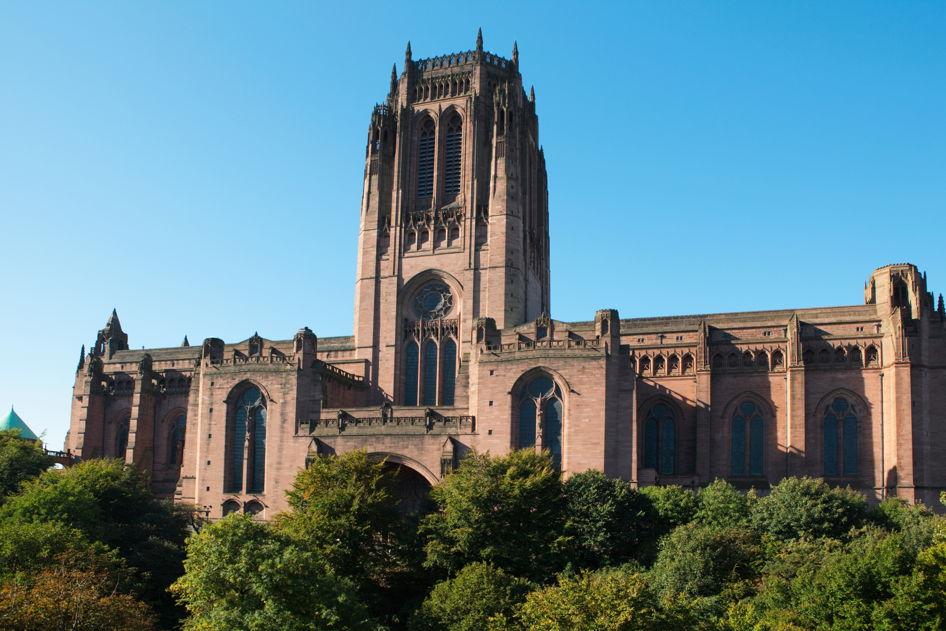 liverpool cathedral | liverpool, england attractions - lonely planet