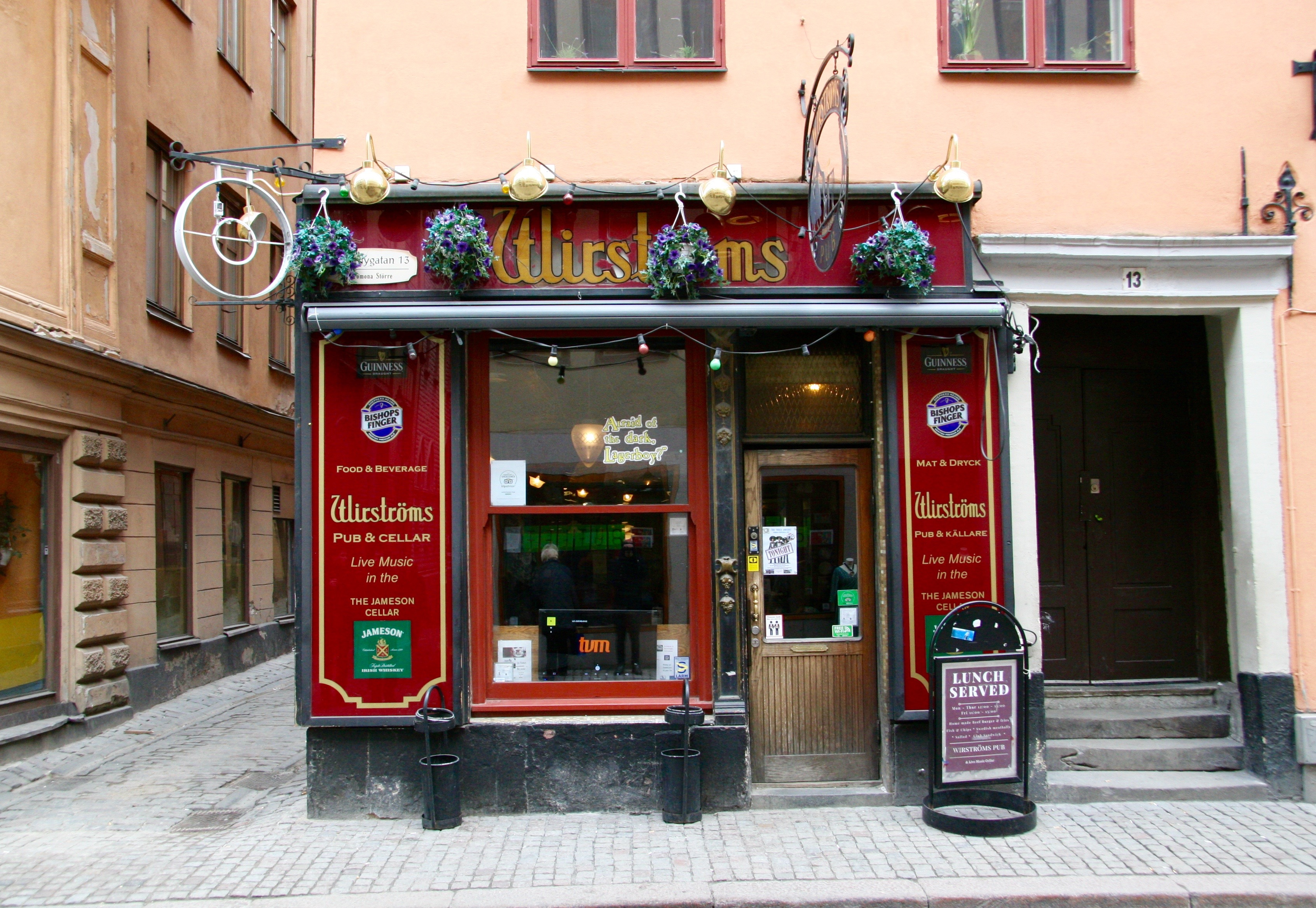 Wirströms   Stockholm, Sweden Nightlife - Lonely Planet