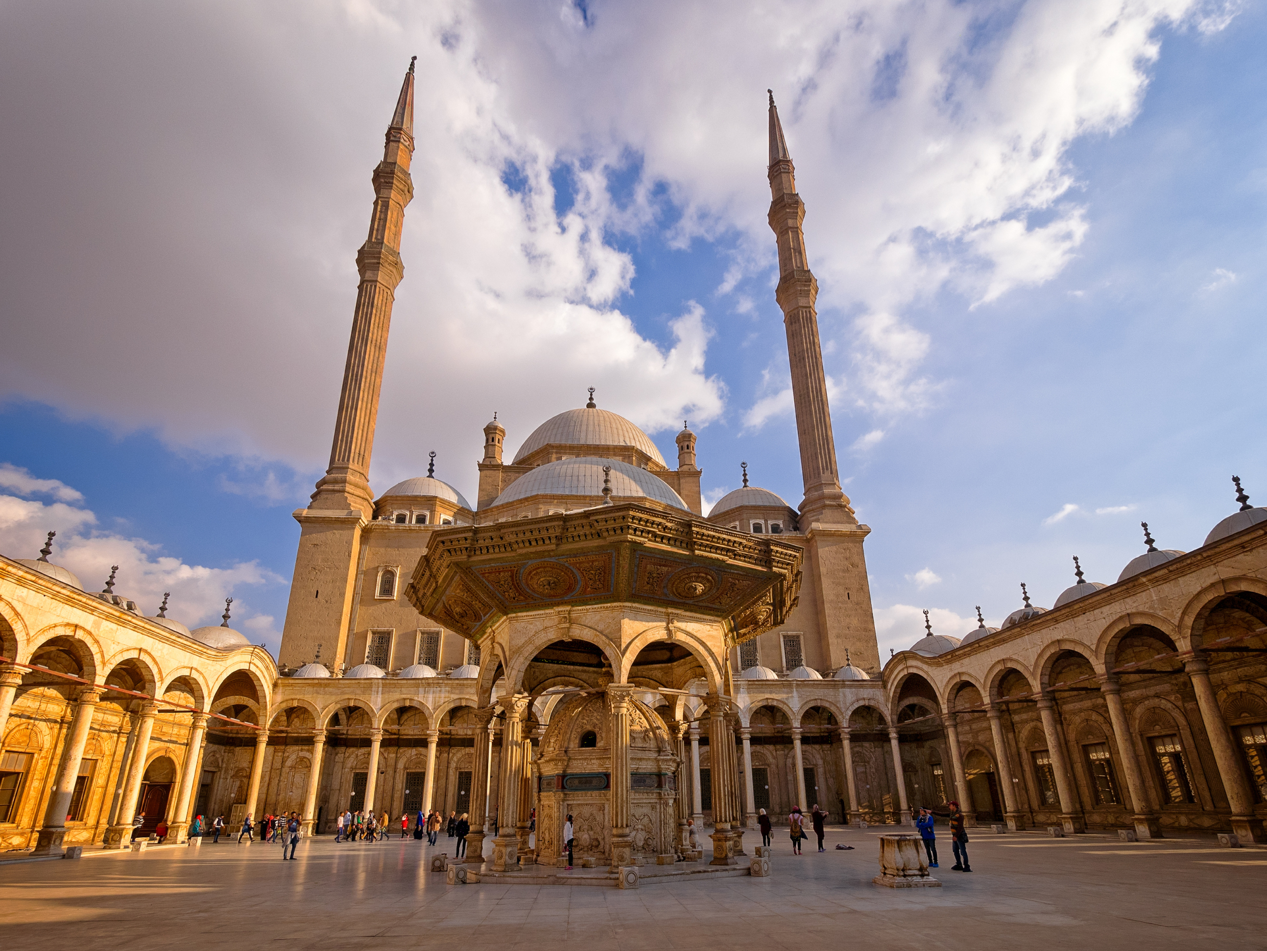 Mosque Of Mohammed Ali Cairo Egypt Attractions Lonely