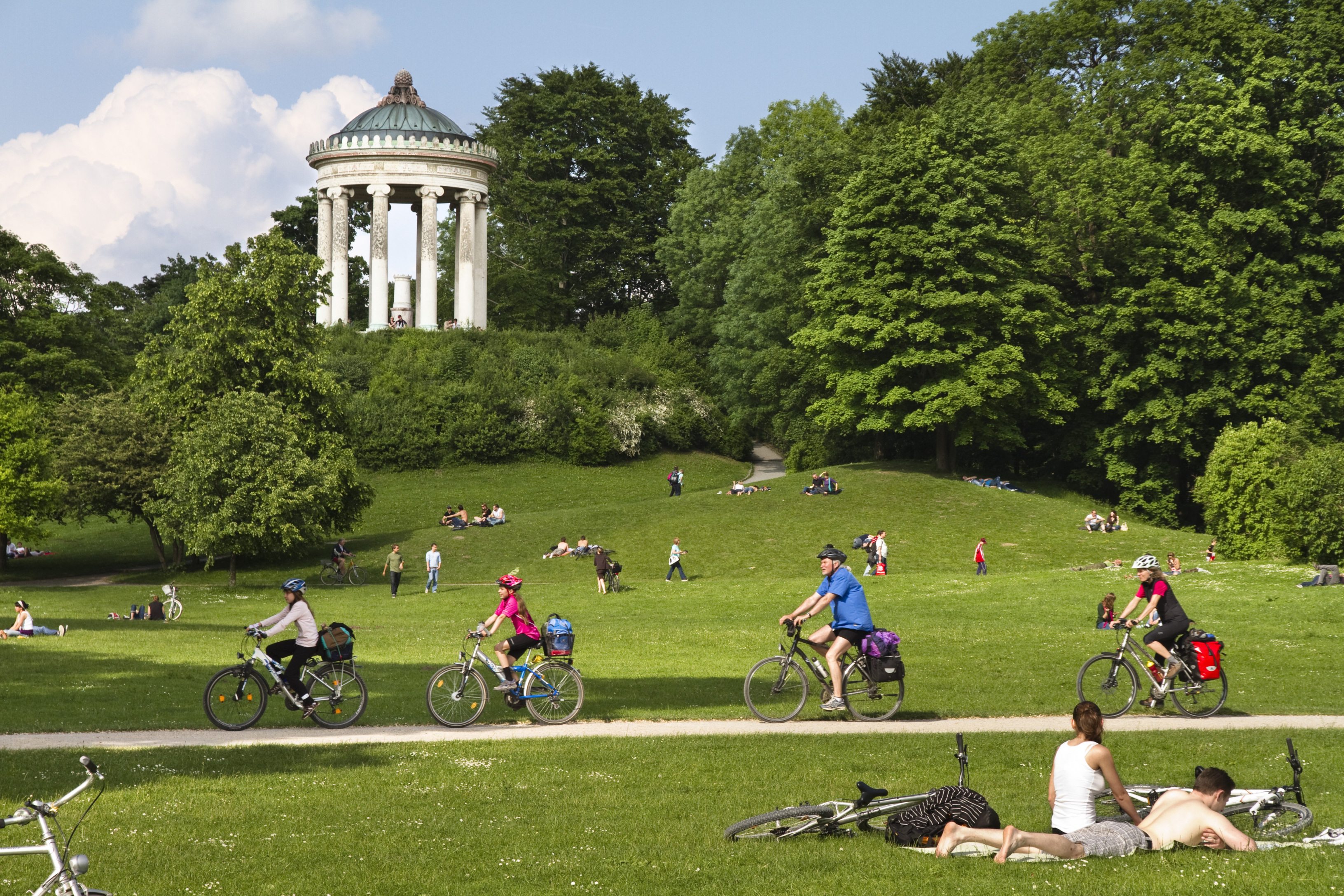 Englischer Garten Munich Germany Attractions Lonely Planet