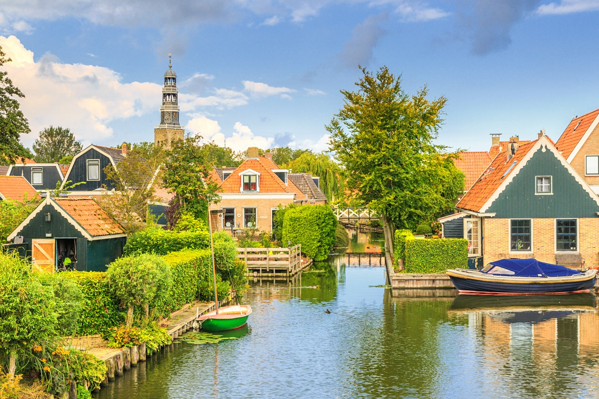 Hindeloopen Travel The Netherlands Lonely Planet
