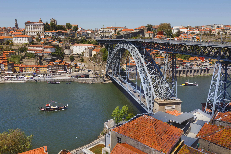 Image result for ponte de dom luis images