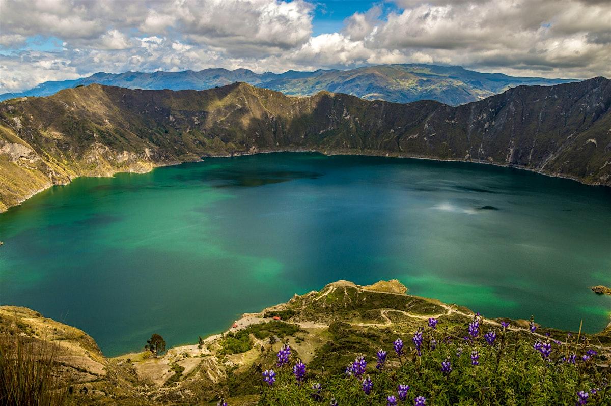 The Quilotoa Loop Travel Central Highlands Ecuador