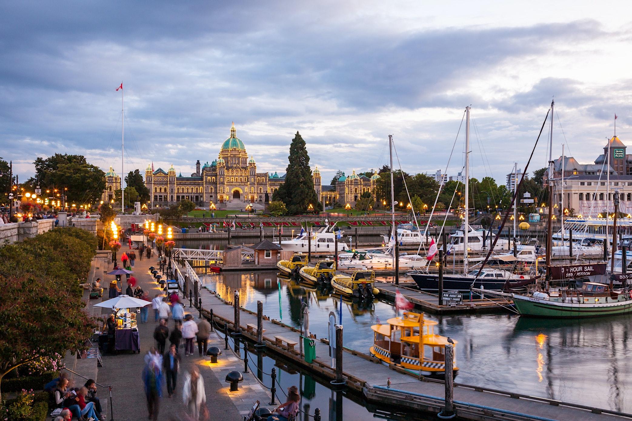 vancouver weekend getaways to victoria vancouver island