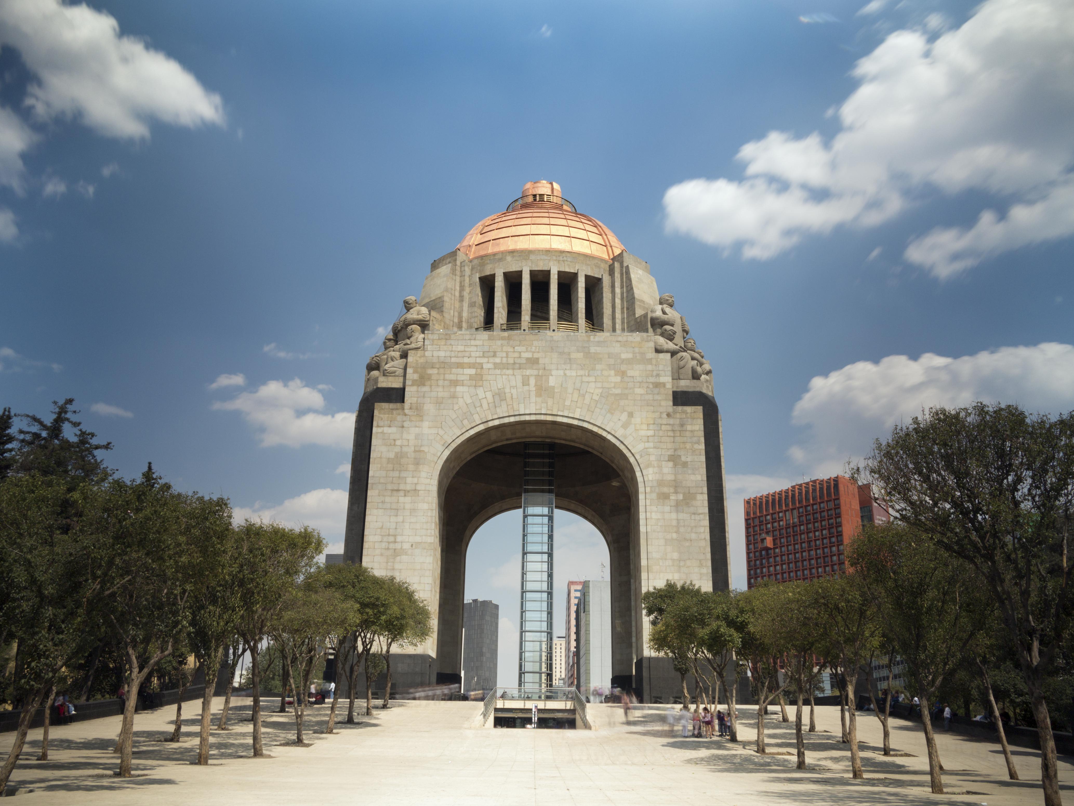 Monumento A La Revoluci 243 N Mexico City Mexico