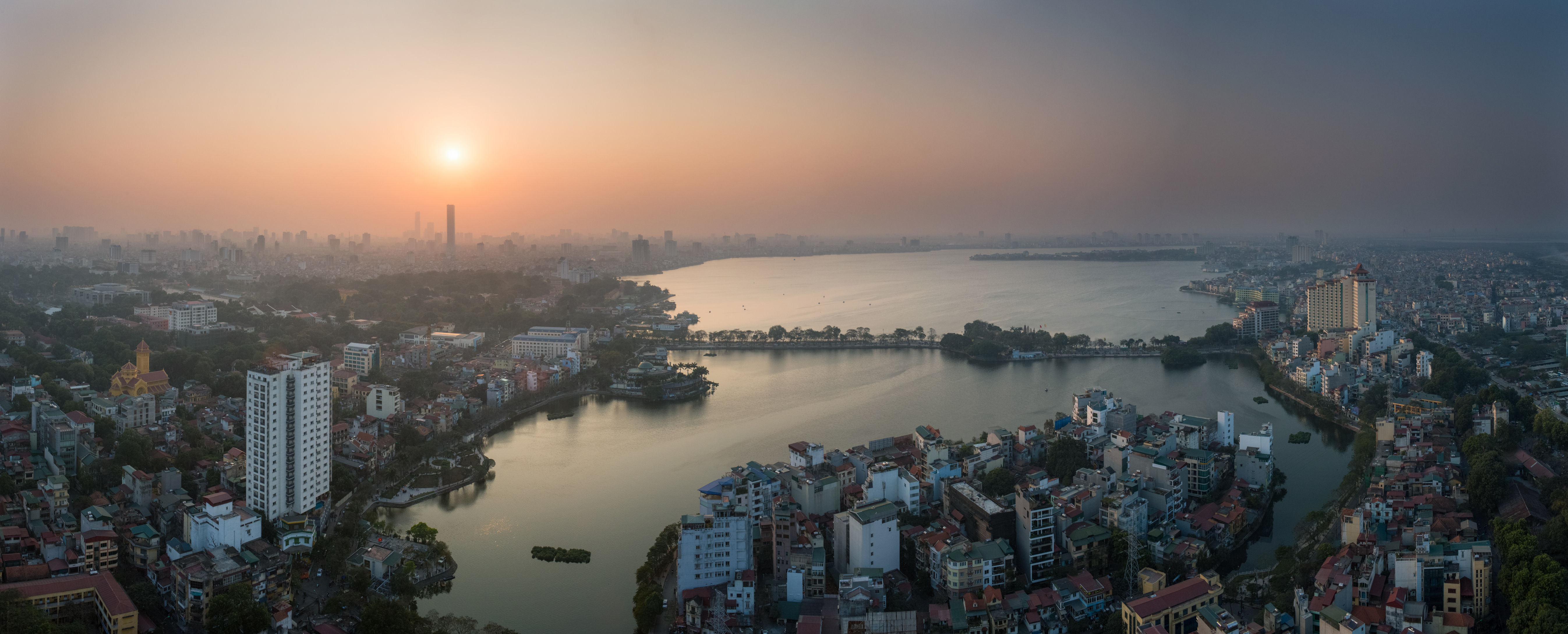 West Lake Hanoi Vietnam Attractions Lonely Planet