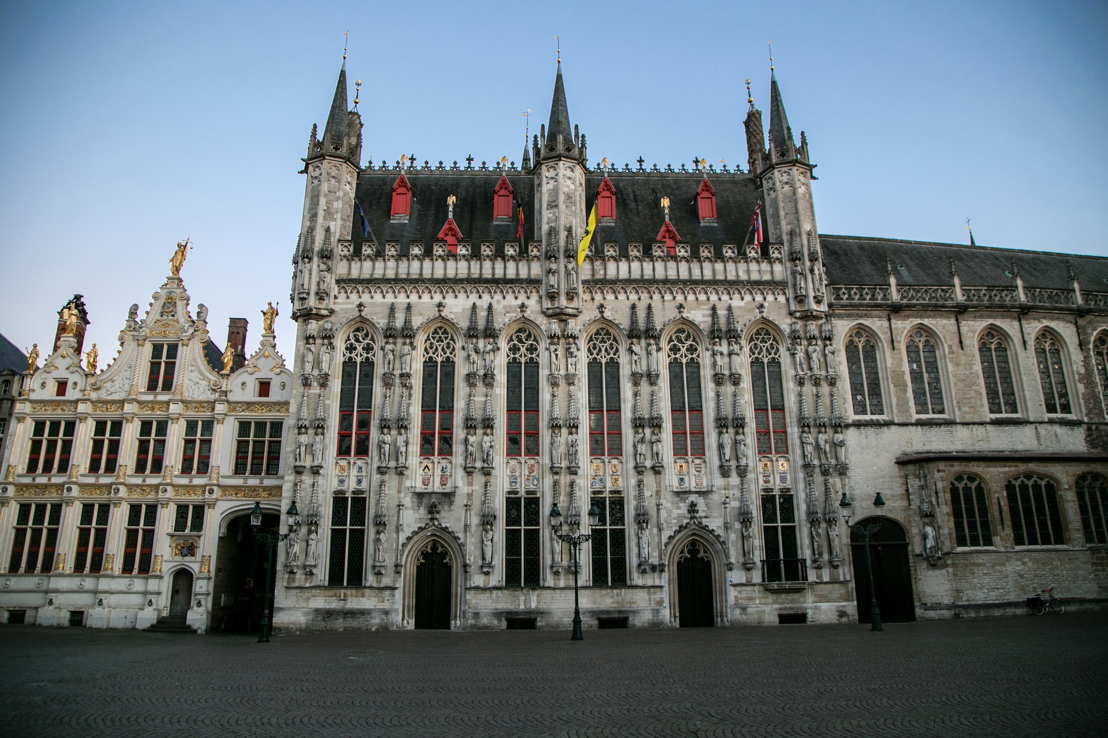 Car Rental Excess Insurance >> Stadhuis   Bruges, Belgium Attractions - Lonely Planet