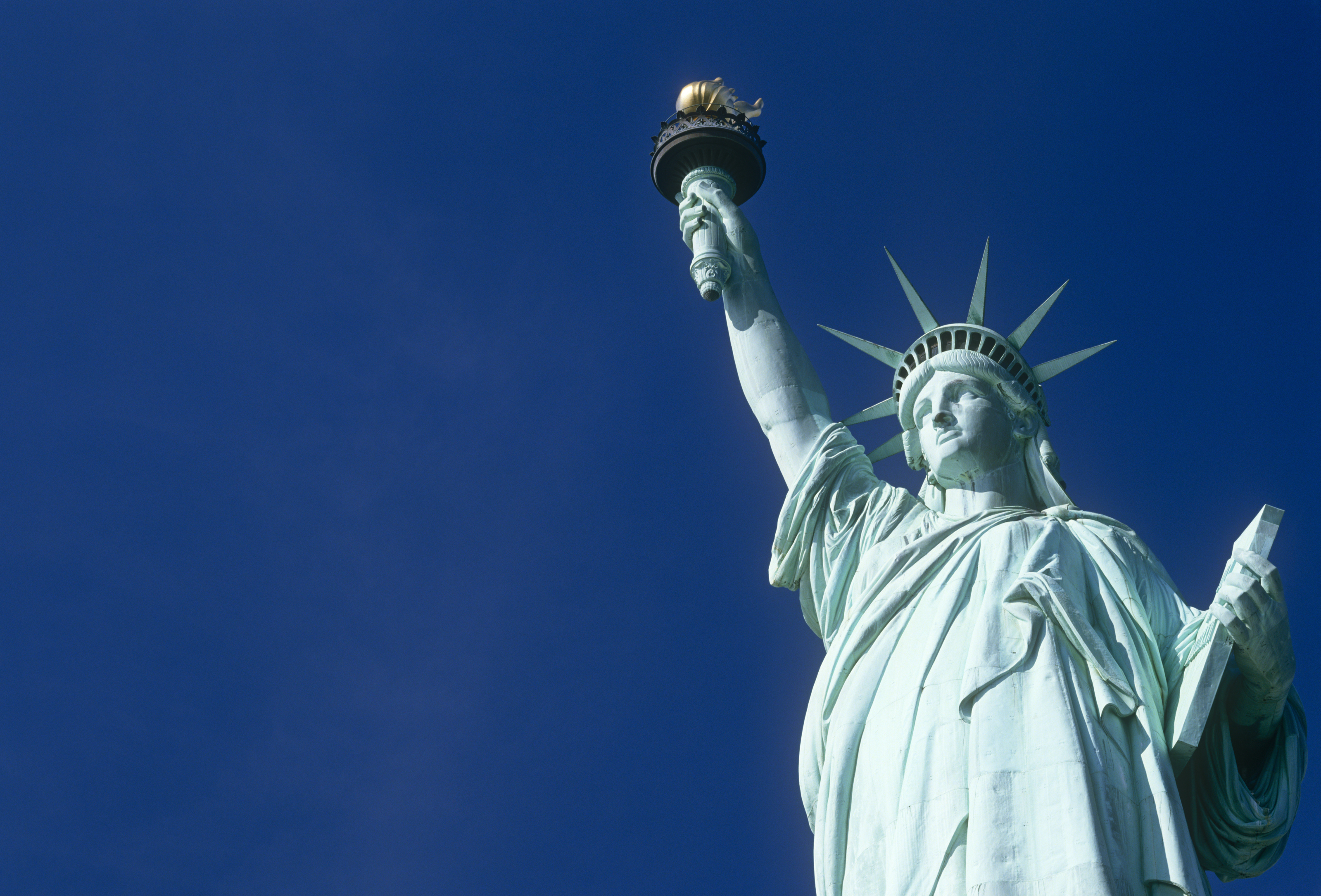 Statue Of Liberty New York City Usa Attractions Lonely Planet