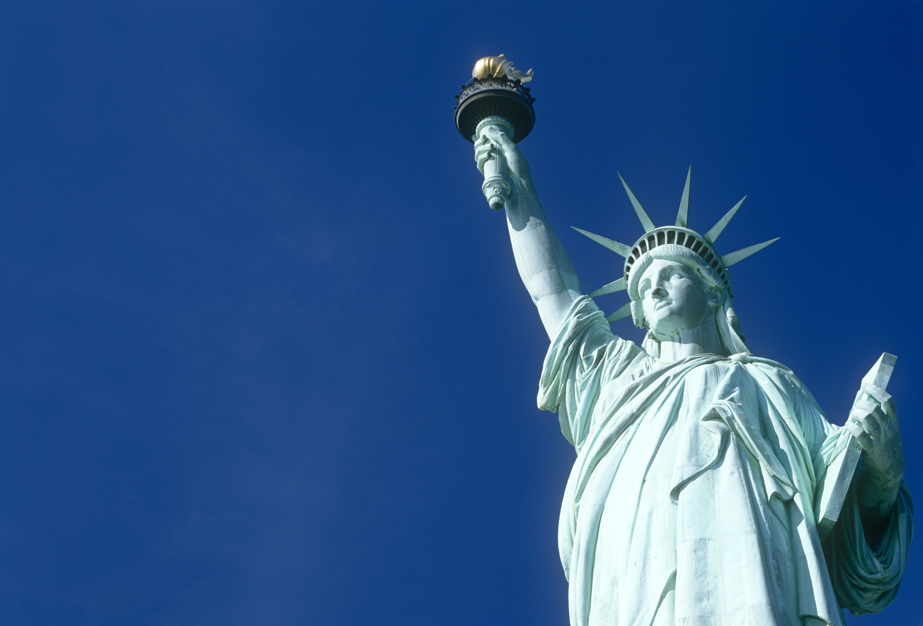 Statue of Liberty in New York City, USA - Lonely Planet