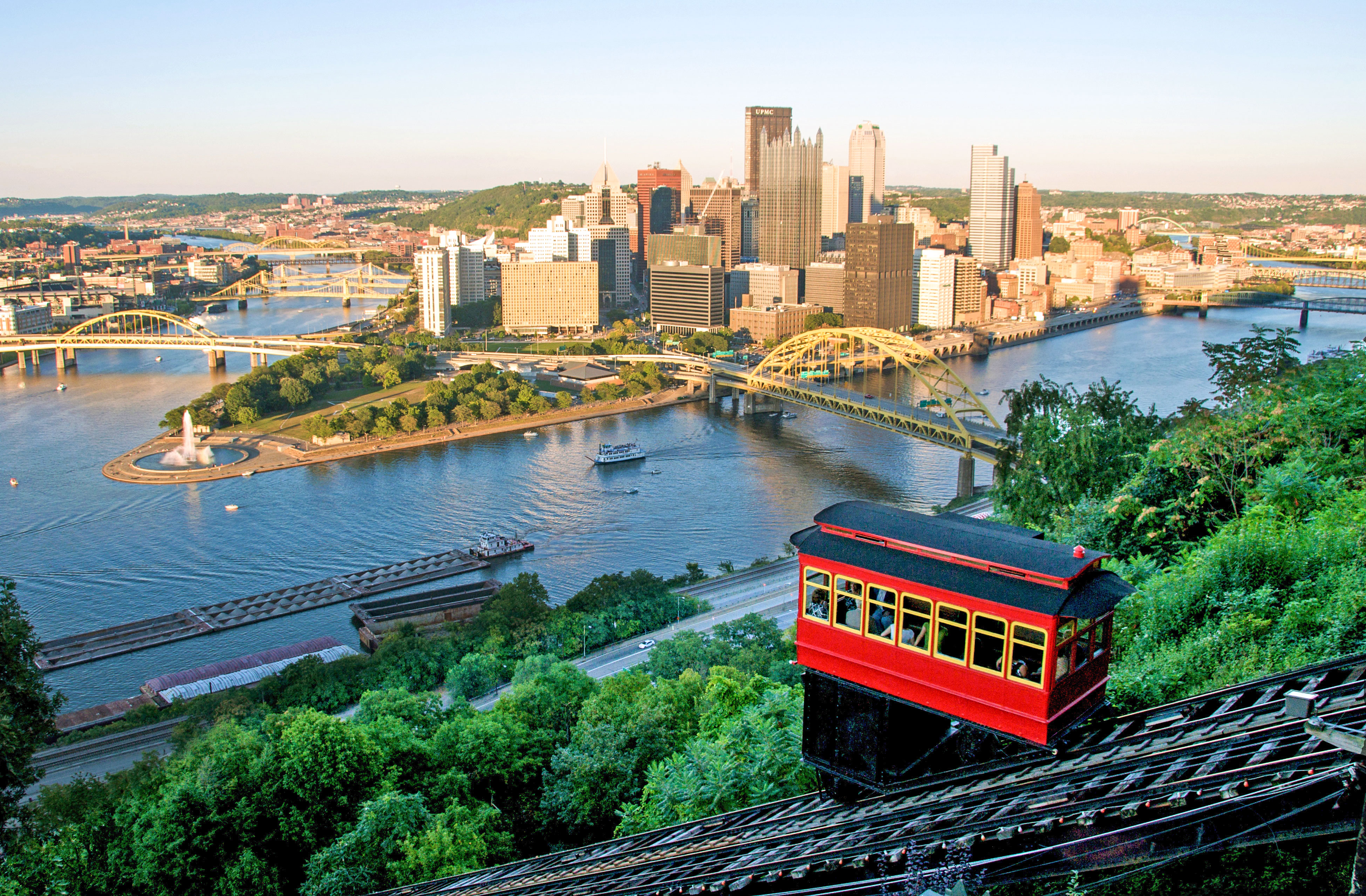 Pittsburgh, USA Attractions - Lonely Planet
