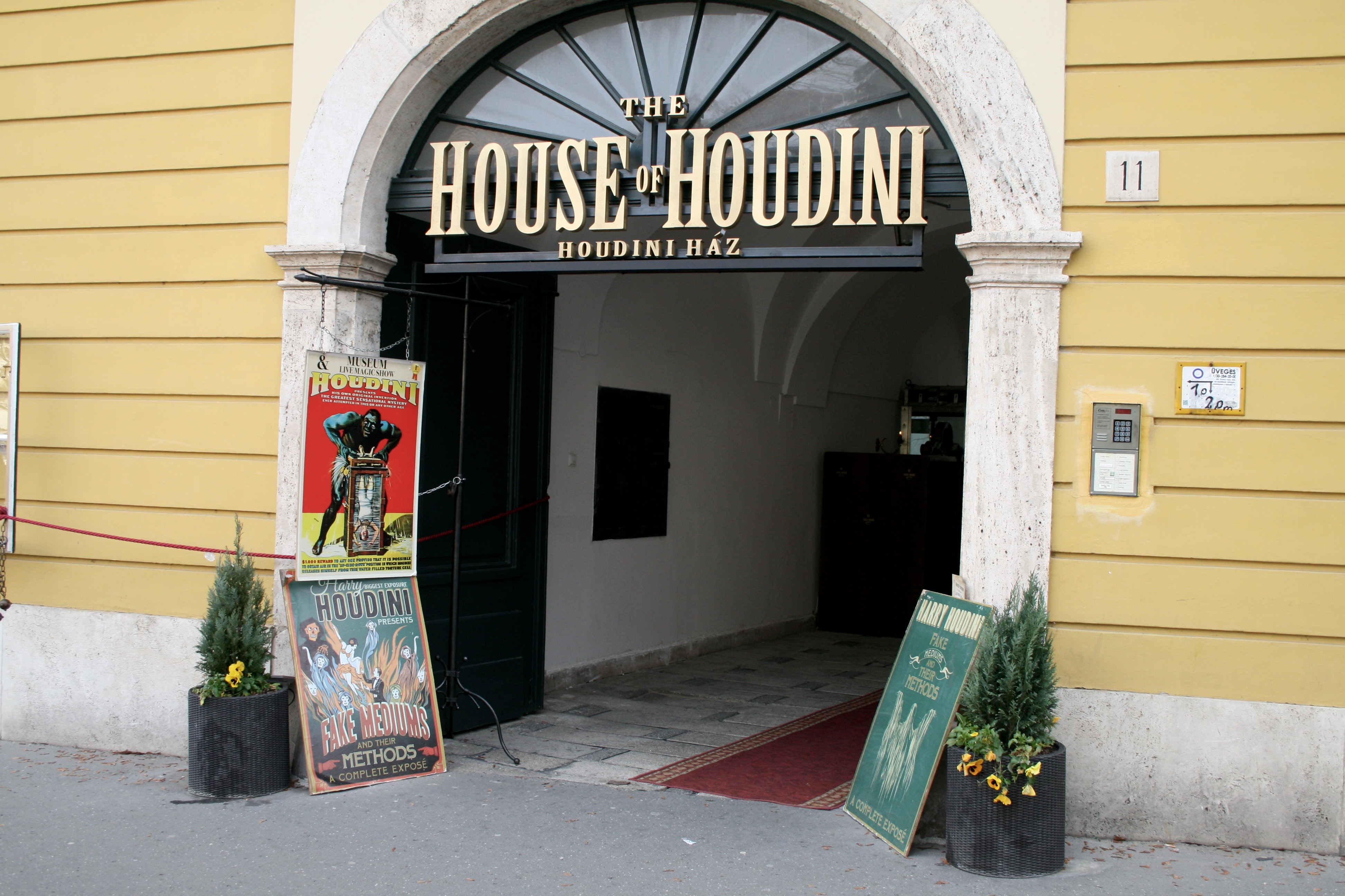 House of Houdini | Budapest, Hungary Attractions - Lonely Planet
