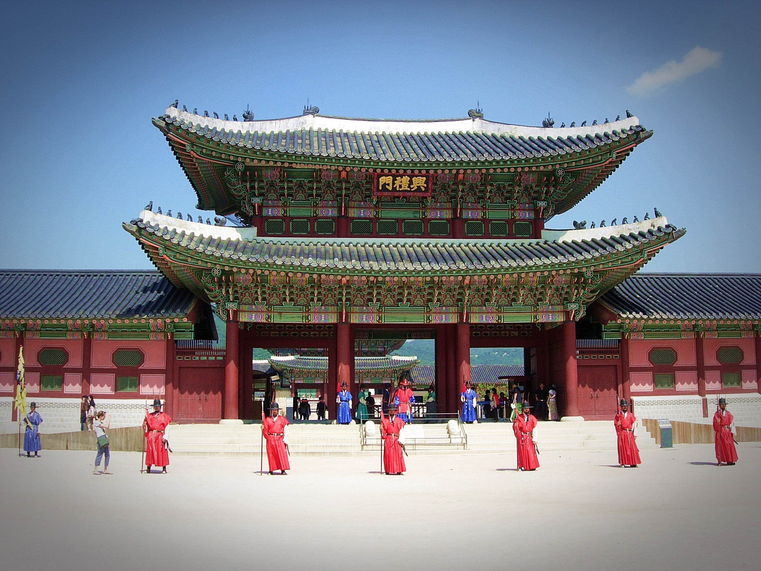 Gyeongbokgung | Seoul, South Korea Attractions - Lonely Planet