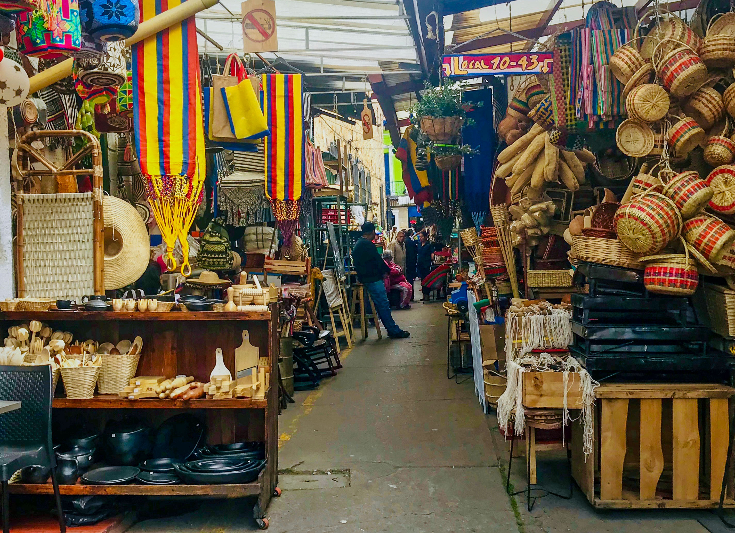 Pasaje Rivas Bogot 225 Colombia Shopping Lonely Planet