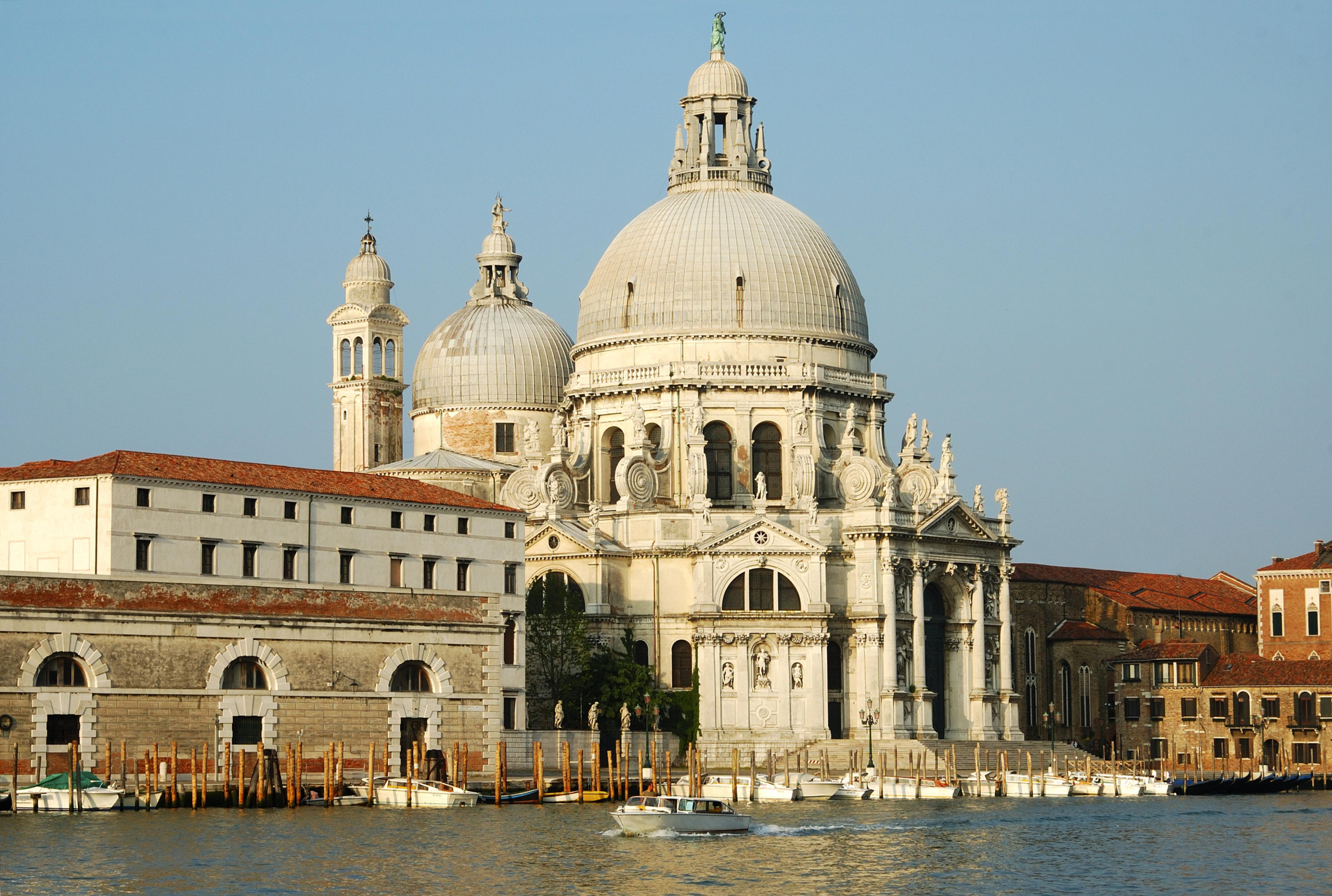 Resultado de imagem para Santa Maria della Salute