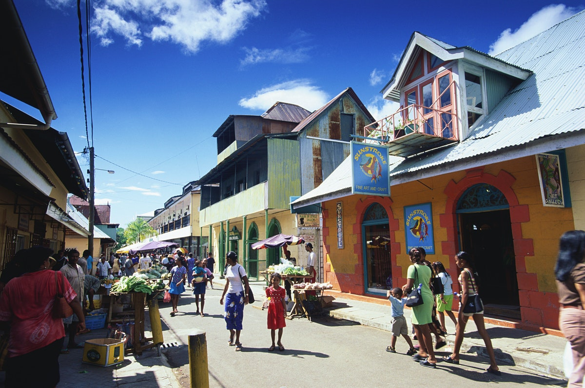 Victoria Travel Mah 233 Seychelles Lonely Planet