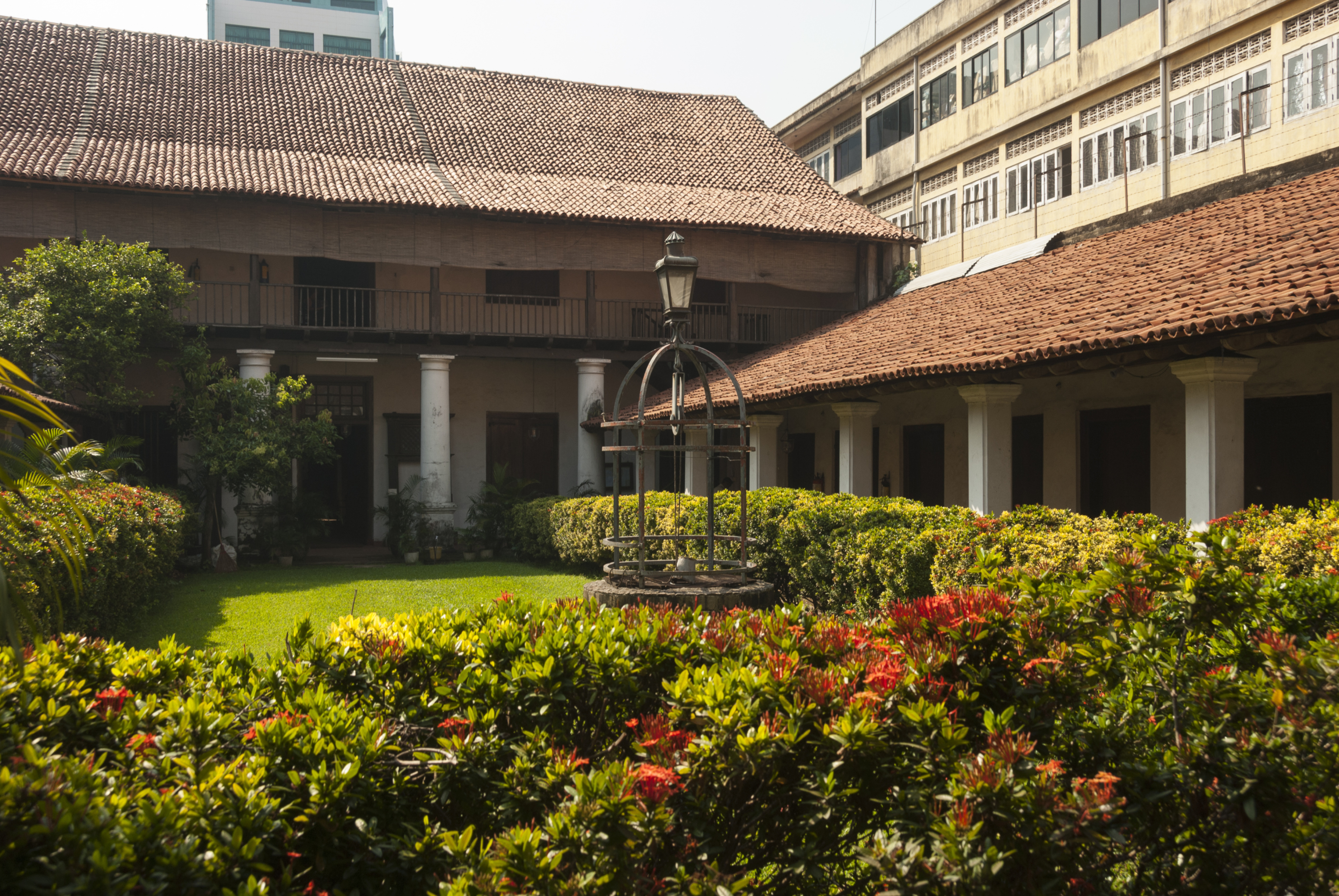Dutch Period Museum Colombo Sri Lanka Attractions Lonely Planet