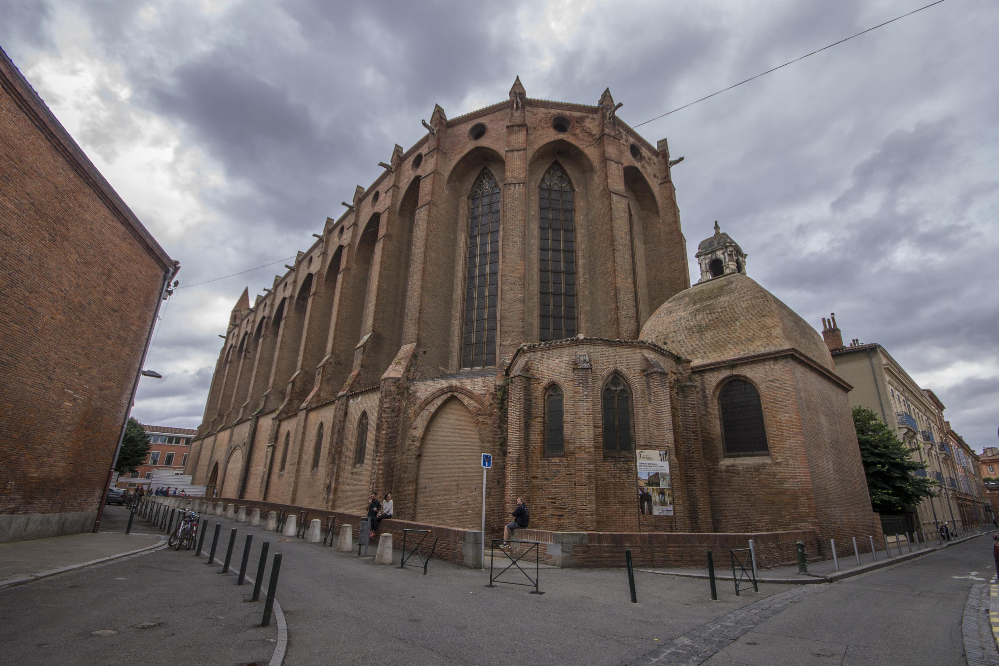Couvent des Jacobins | Toulouse, France Attractions ...