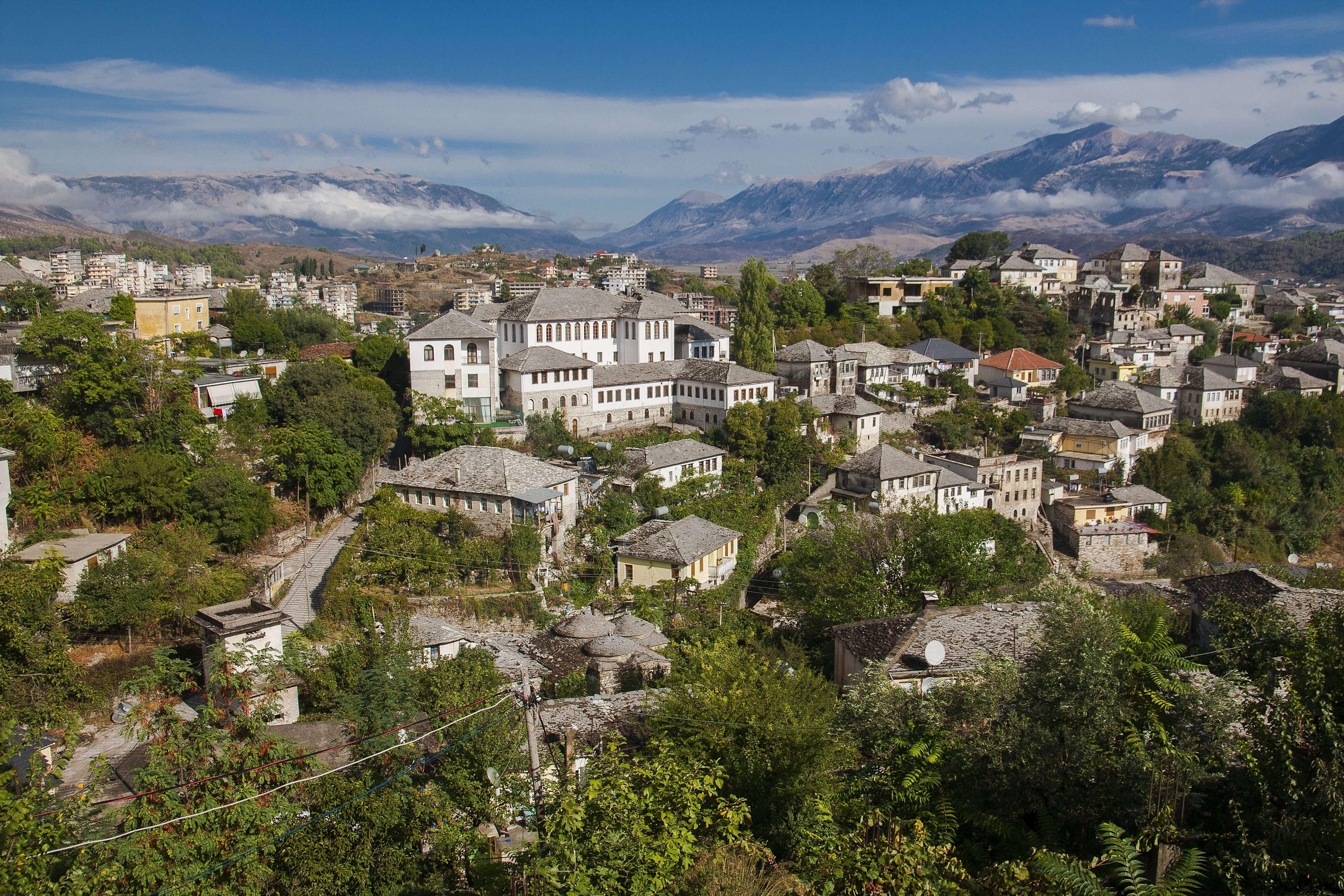 Gjirokastra Travel Albania Lonely Planet