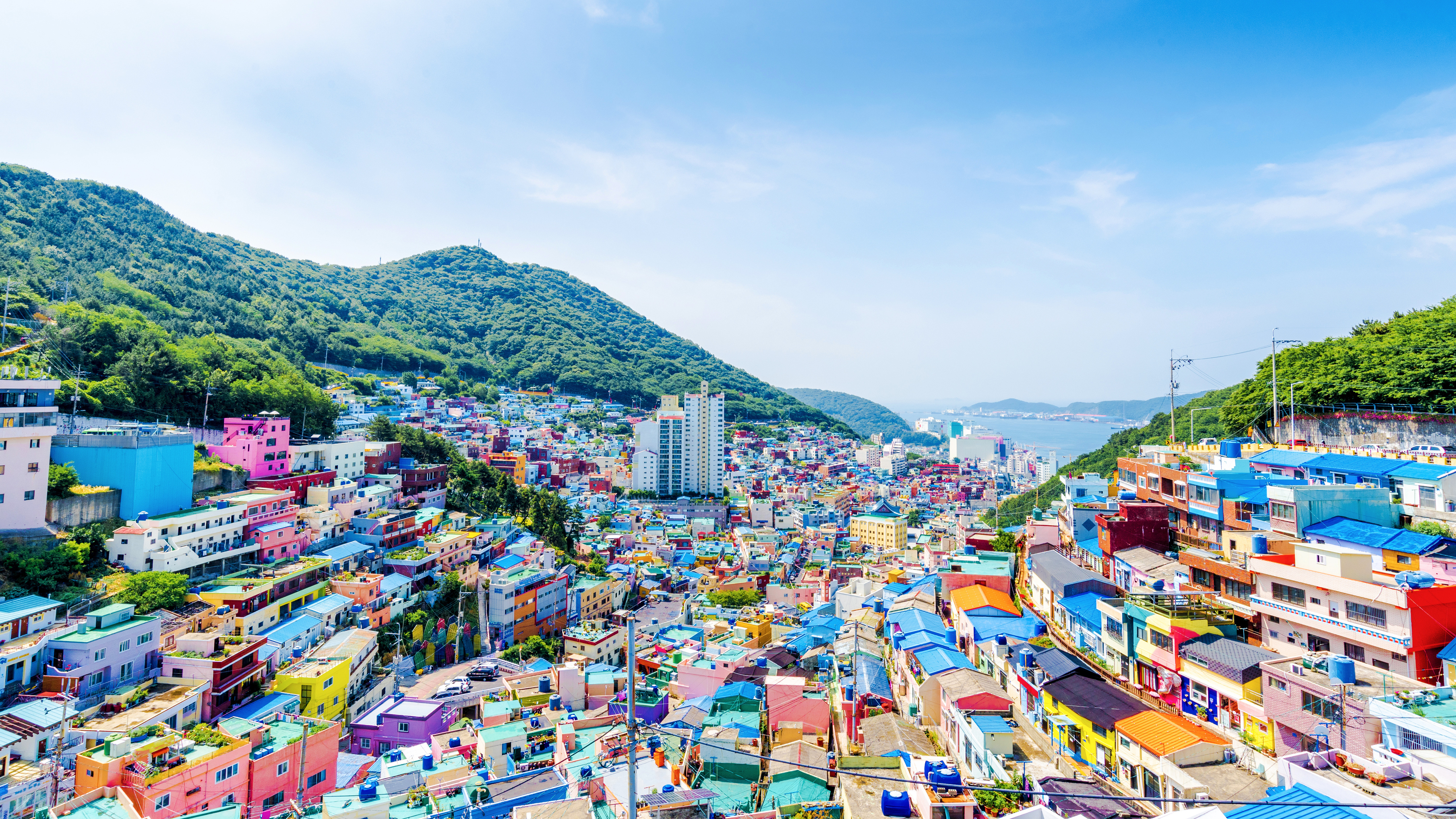 5 DAYS 4 NIGHTS BUSAN - JEJU ISLAND