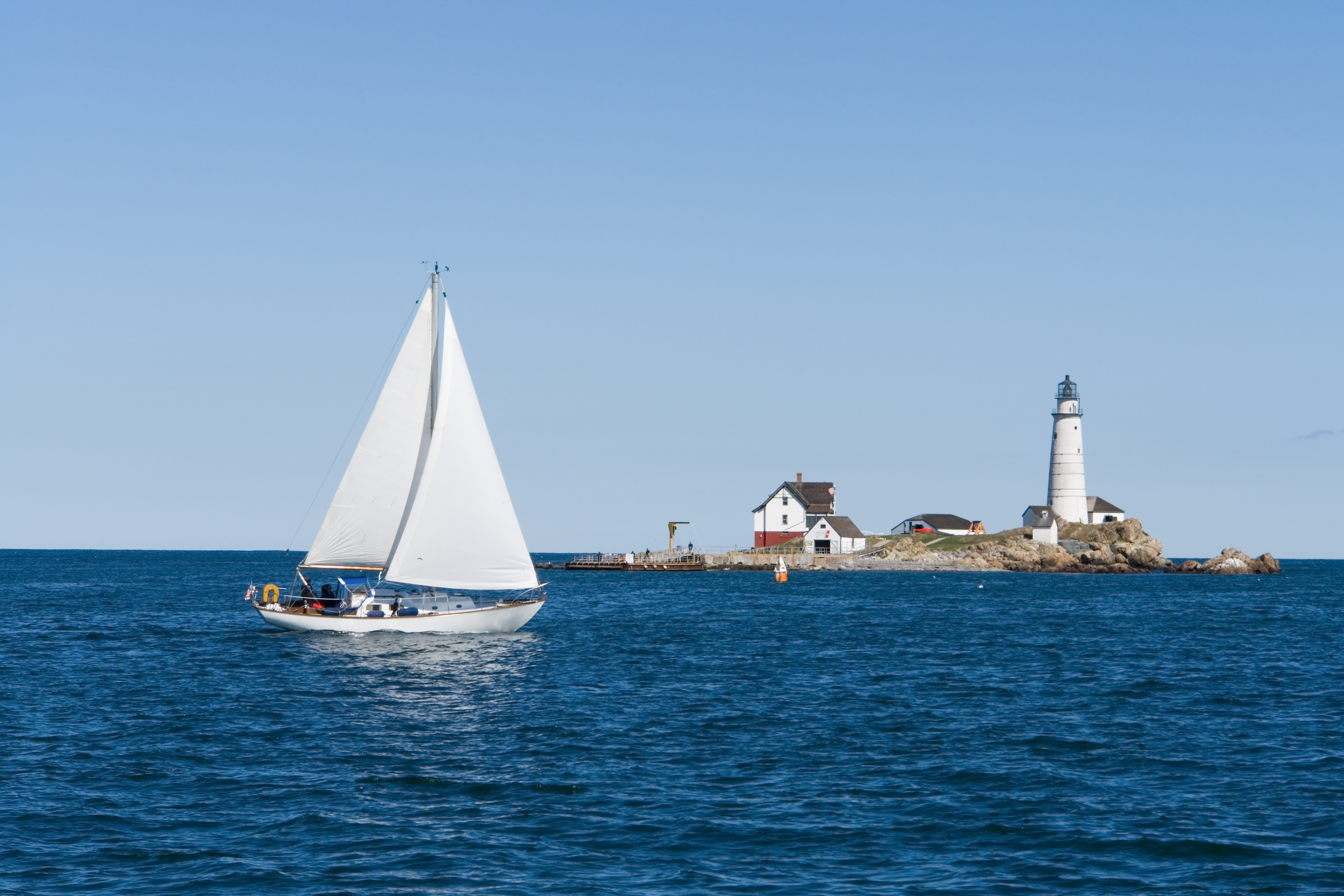 Little Brewster Island Tour