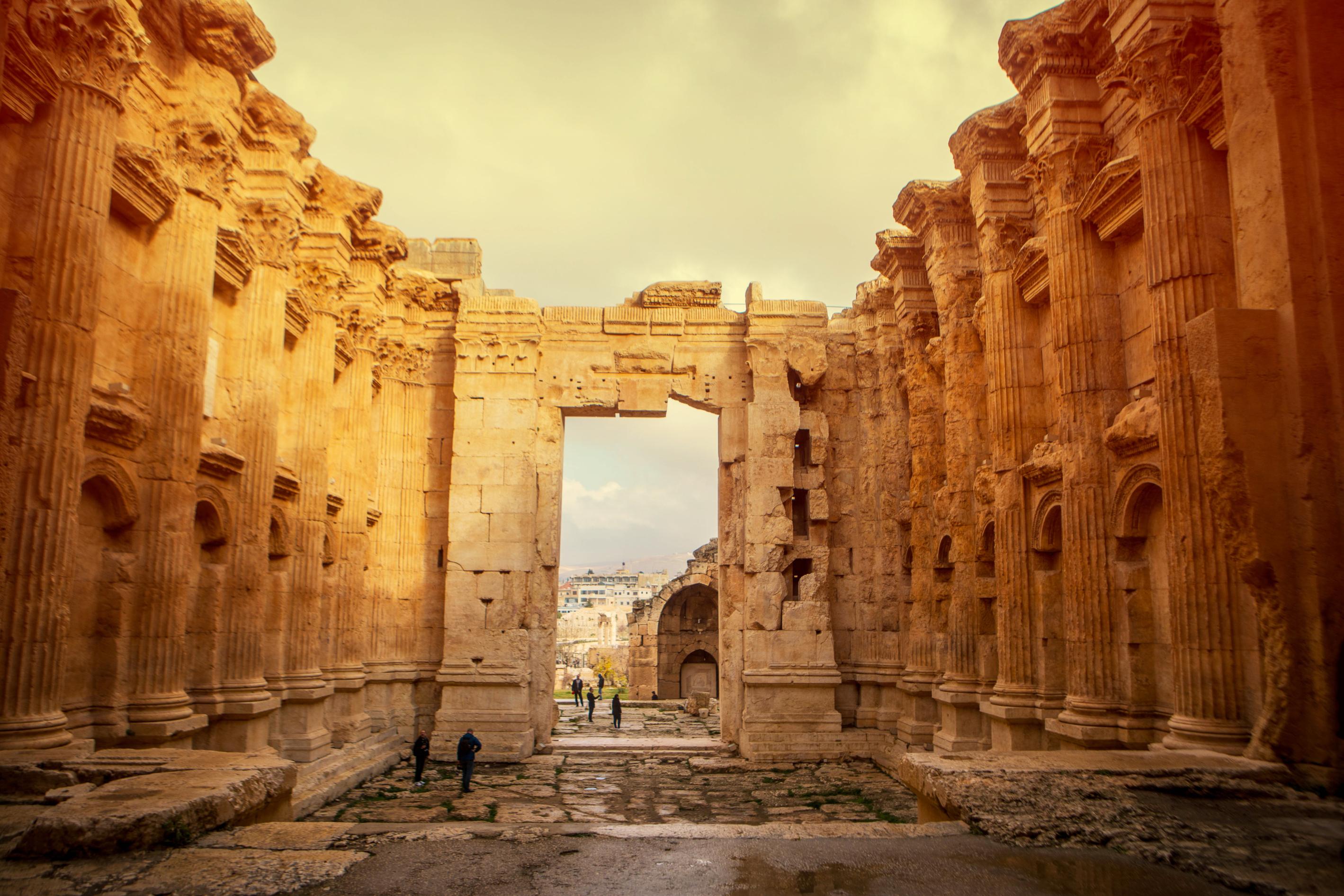 Art Car Museum >> Baalbek Ruins   Baalbek, Lebanon Attractions - Lonely Planet