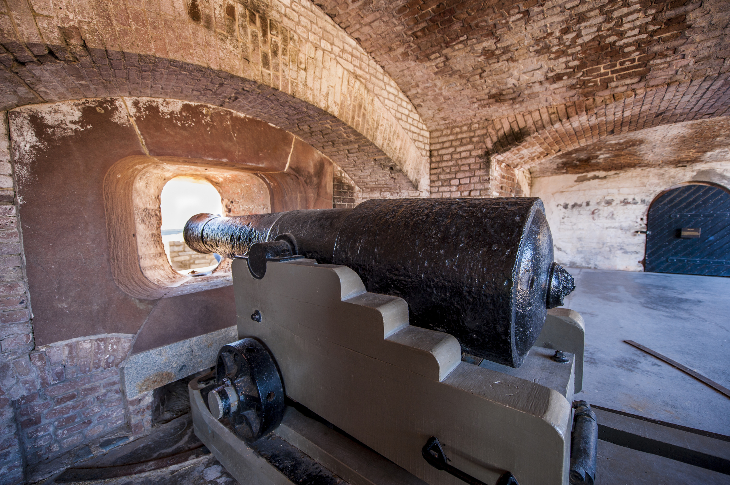 Fort Sumter National Monument Charleston Usa