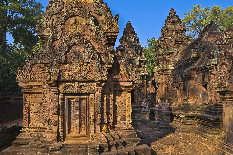Banteay Srei Banteay Srei District Cambodia Banteay