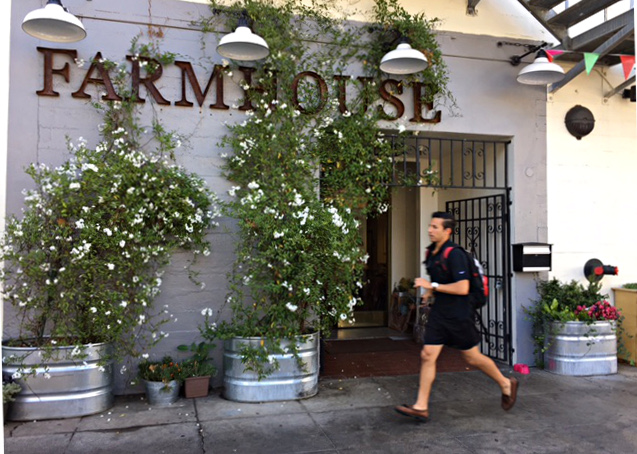 Farmhouse Kitchen Thai Cuisine San Francisco Usa