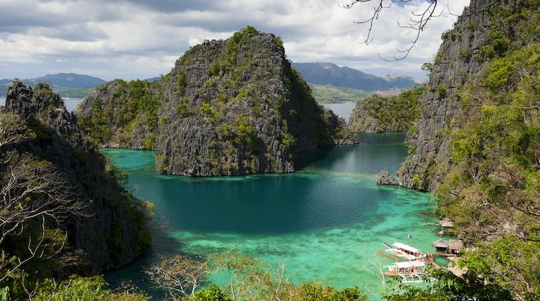 Αποτέλεσμα εικόνας για Kayangan Lake