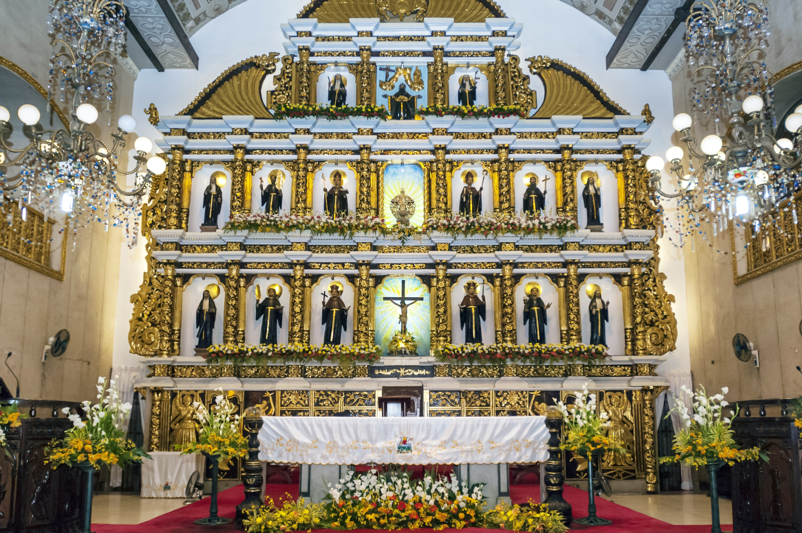 Image result for basilica de santo niño  in cebu