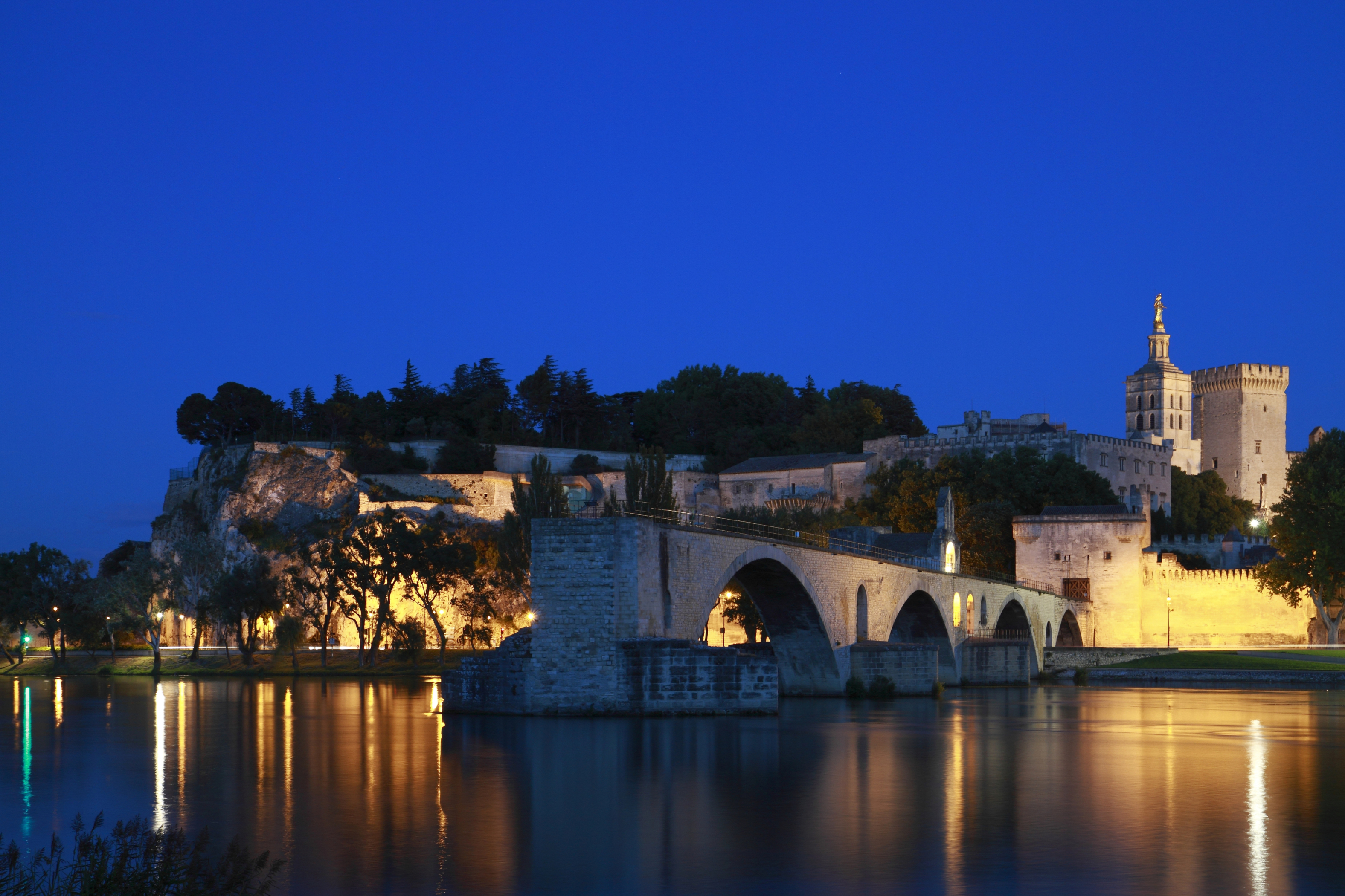 Pont St B 233 N 233 Zet Avignon France Attractions Lonely Planet