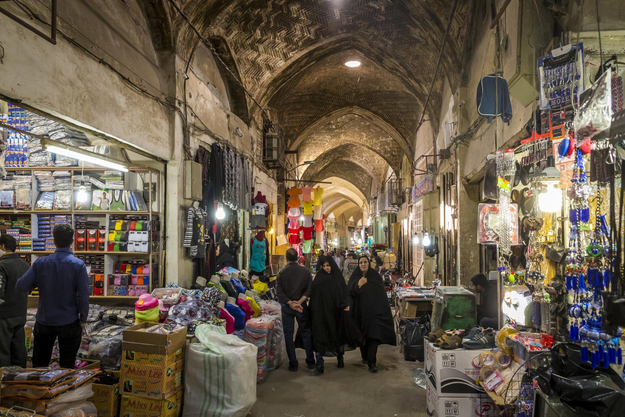 Bazar-e Bozorg | Esfahan, Iran Attractions - Lonely Planet