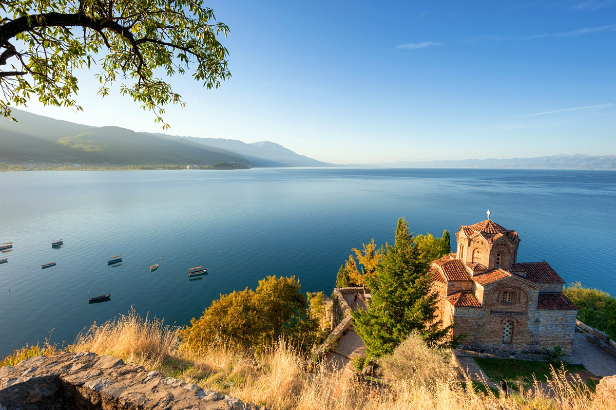 Ohrid travel - Lonely Planet